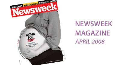 Newsweek Womb for Rent