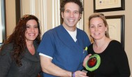 Awarded Physician of the Year 2010 by Surrogate Alternatives, INC.