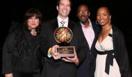 "Dr. Smotrich receives ""Visionary Award"" at the AFA's Illuminations 2007 event"