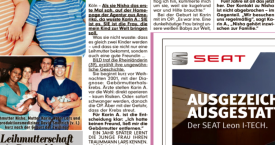 A Story about Surrogacy and Dr. Smotrich again in the German Publication, Bild