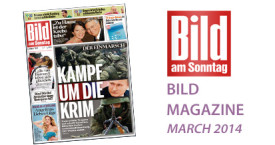 La Jolla IVF and Dr. Smotrich Appear in the German Publication Bild on Sunday March 2, 2014